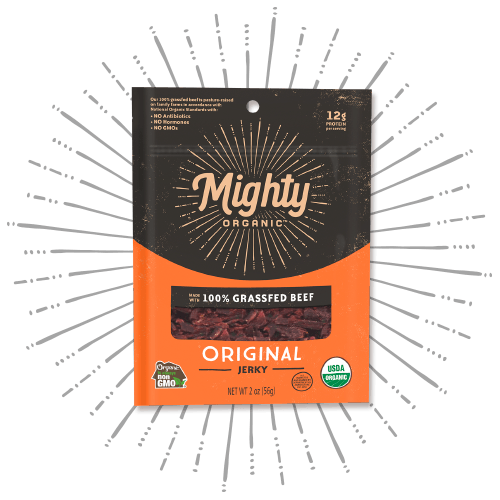 Mighty Jerky Original